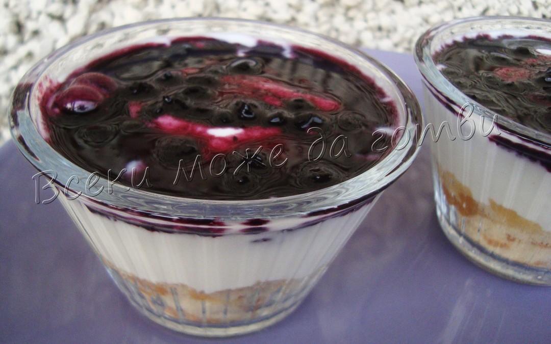 Светкавичен десерт за лятото