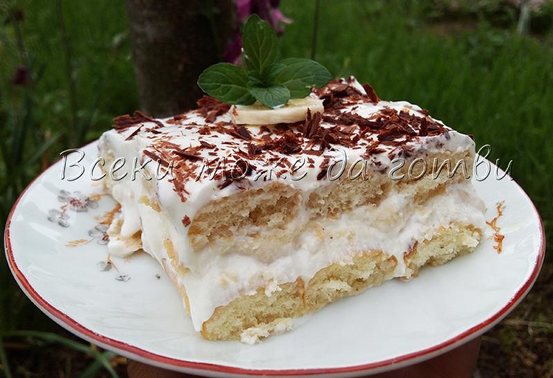 lesna torta bez pechene