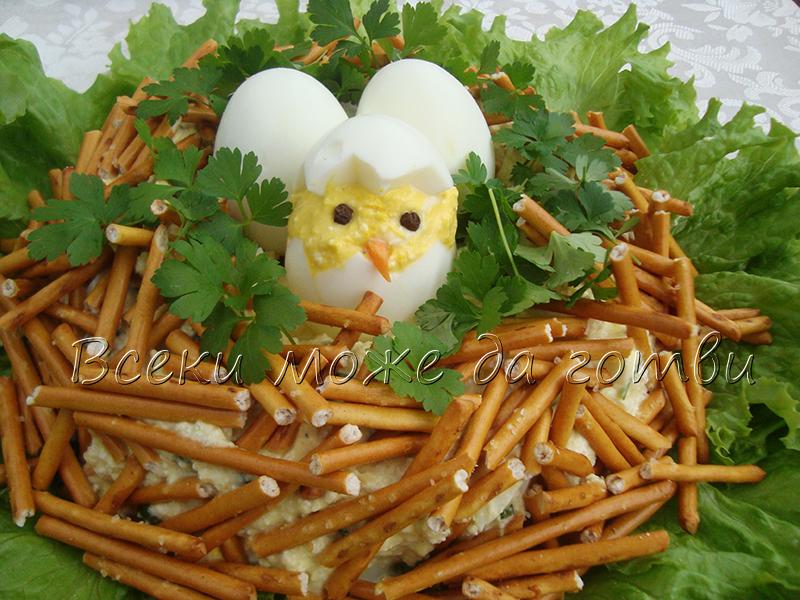 lesna salata