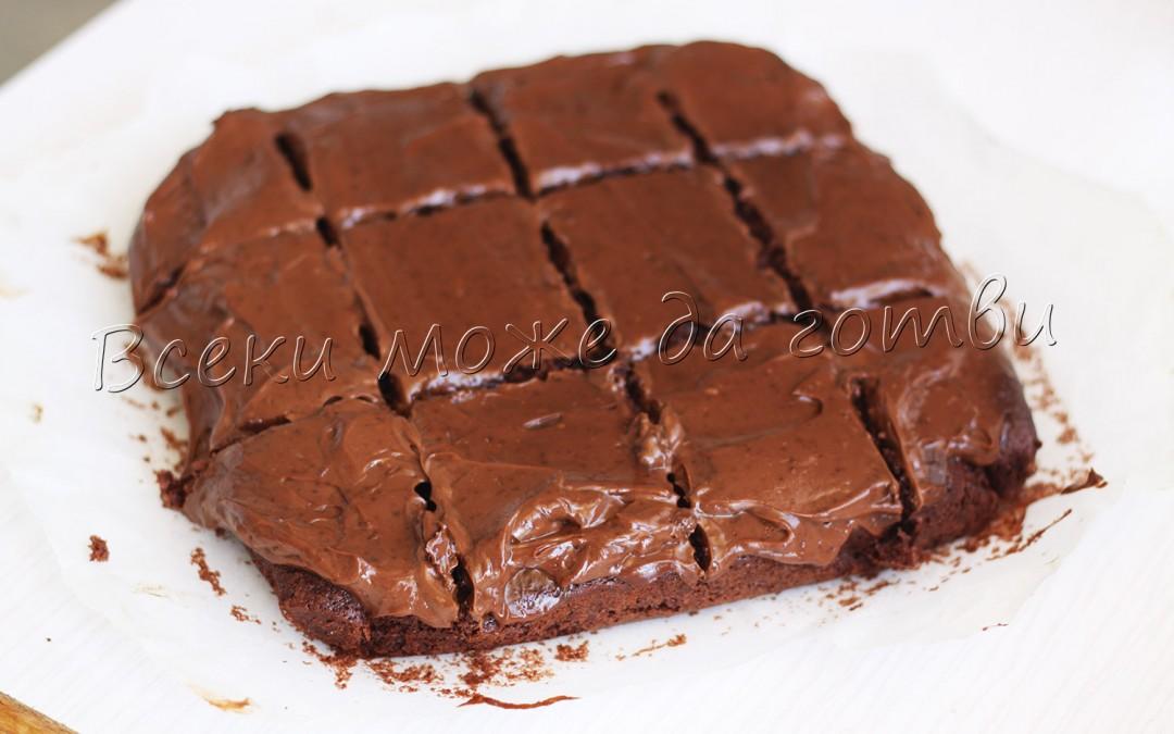 Ето тази рецепта за лесен кекс с глазура ще ви стане любима!