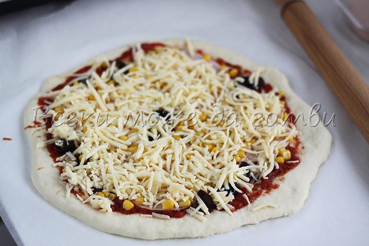 vkusna pitsa