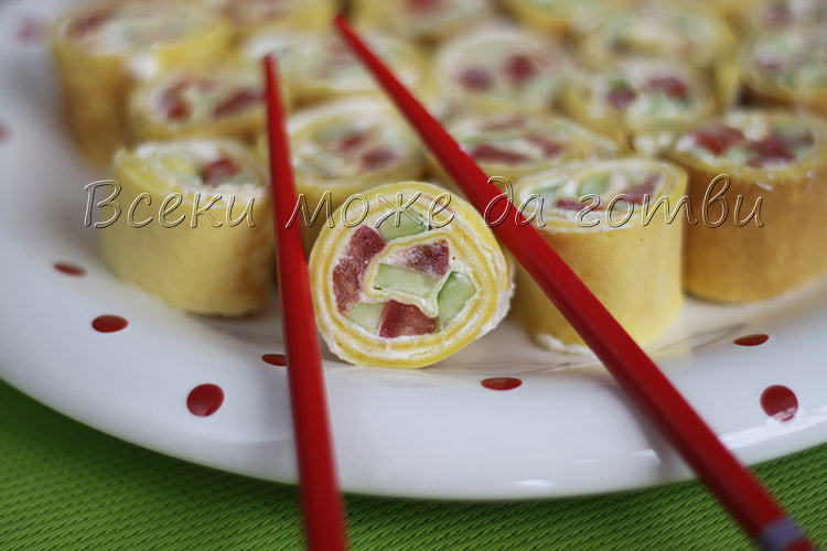 vkusno sushi ot palachinki