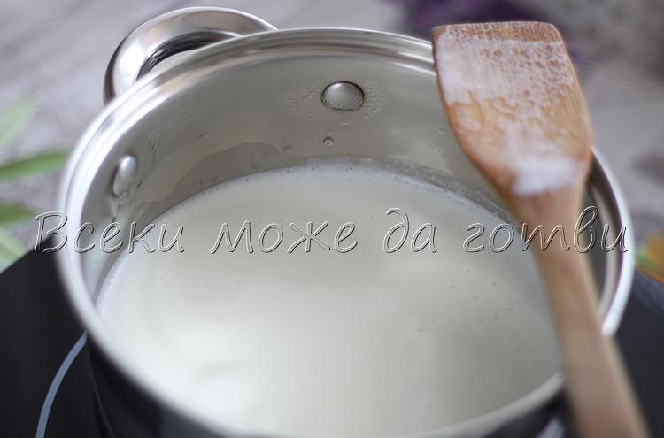 domashno pryasno mlyako