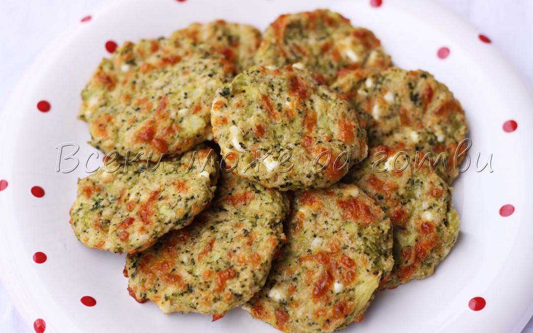 Любимите ми кюфтенца с броколи и кашкавал – ето я рецептата!