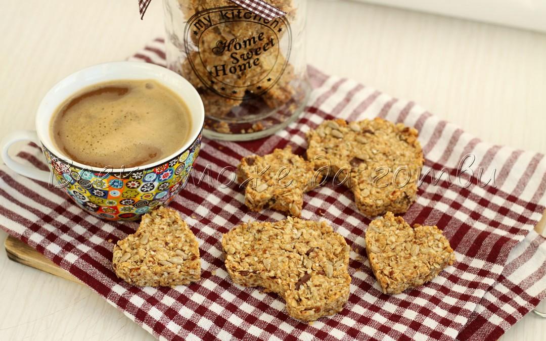 Тази рецепта ще се превърне в ХИТ – домашни овесени бисквити