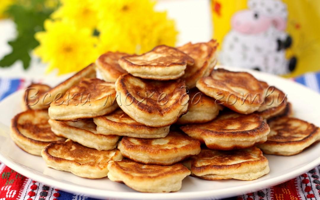 Спомен от моето детство: Бързи бъркани бухтички (лесна рецепта)