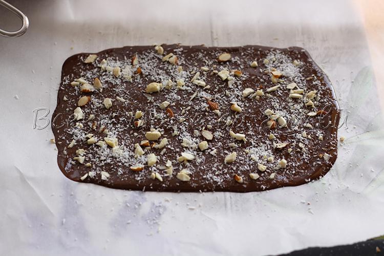shokolad s yadki