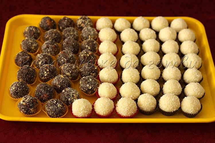 бонбони за рожден ден