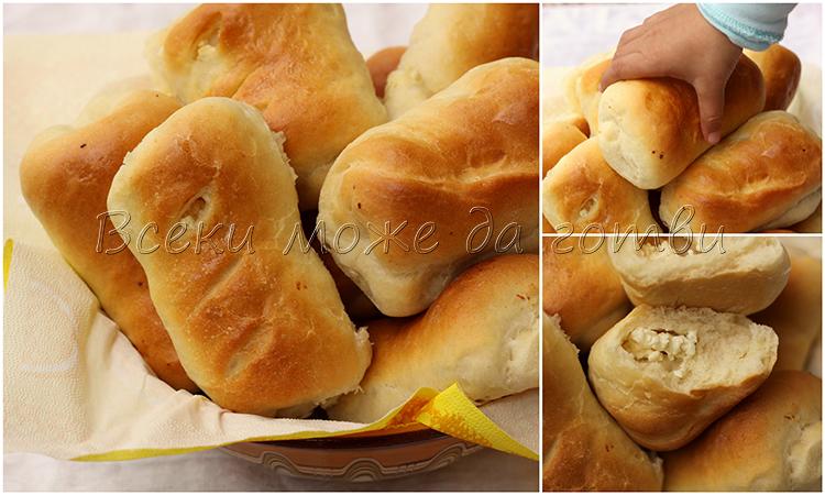 лесни пухкави хлебчета