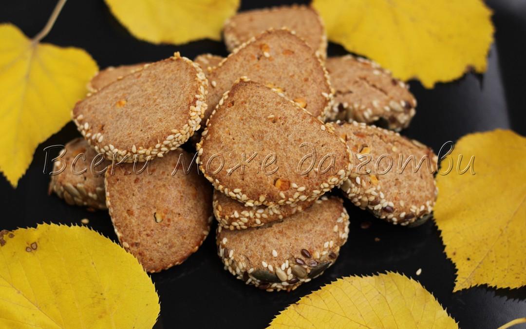 Опитайте тази страхотна рецепта за домашни соленки (хрупкави и ароматни)