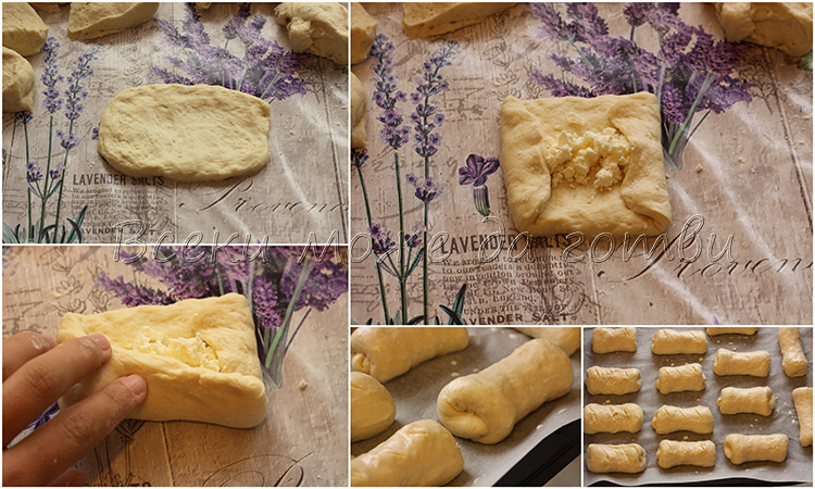 хлебчета със сирене рецепта