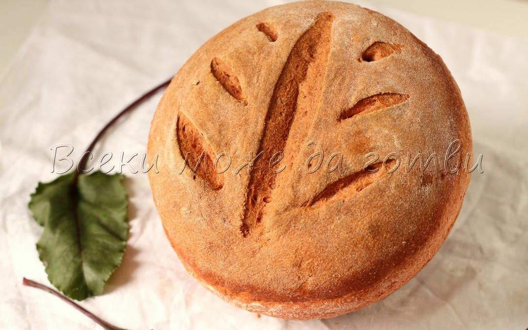 Ето я най-сполучливата рецепта за вкусен розов хляб (СНИМКИ)