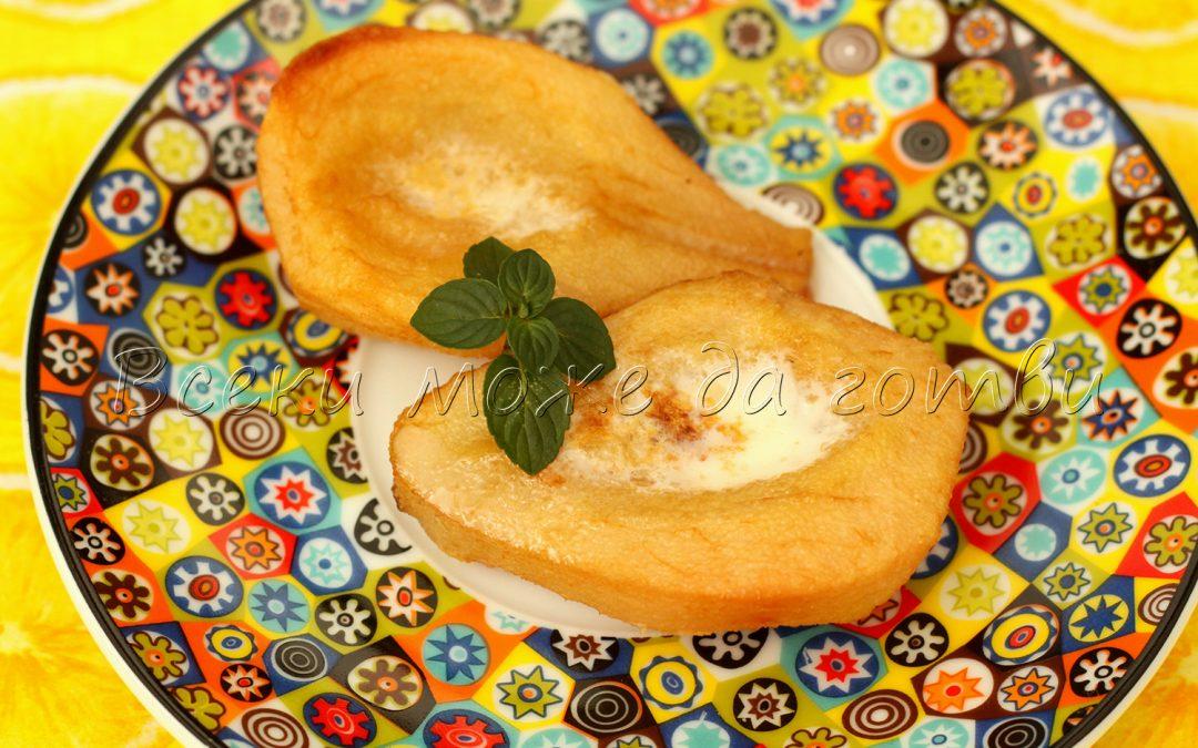Печени круши – ароматен десерт за 40 минути