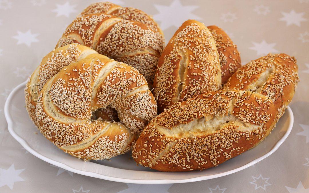 Ето я оригиналната рецепта за прочутите турски гевреци (симид)!