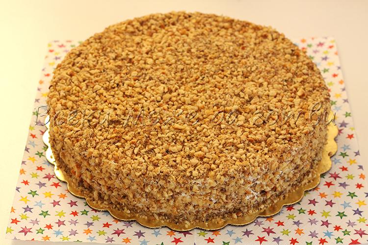 френска селска торта рецепта