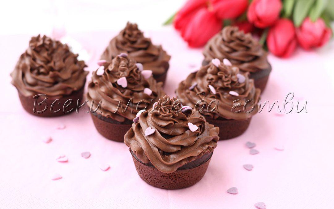 Как се правят шоколадови мъфини по лесна рецепта?