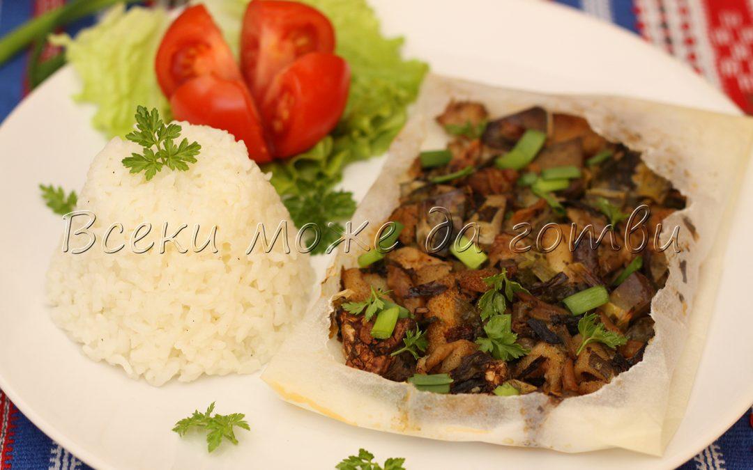 Рецепта №1 за Великден: Агнешки дреболии с вкусен ориз