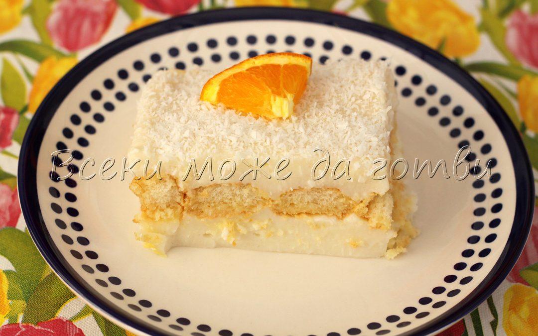 """Десерт за 20 минути: Ето как се прави """"Портокалова фантазия"""""""