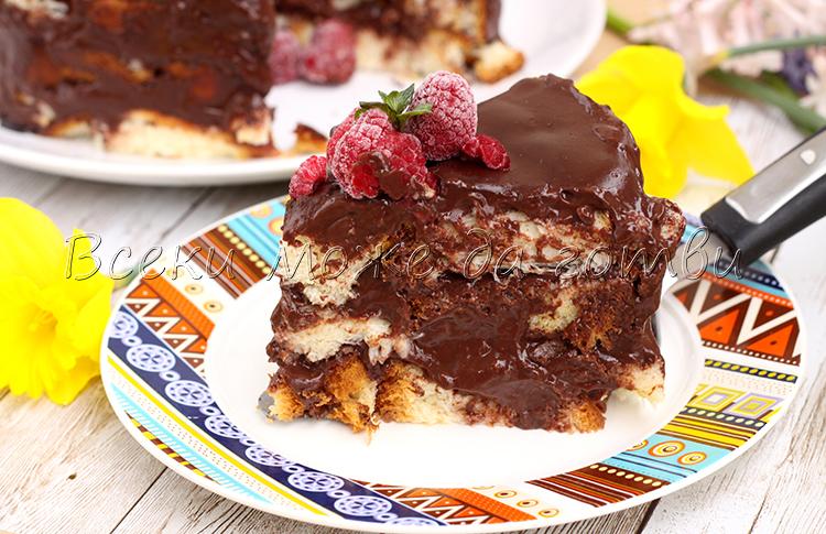 козуначена торта рецепта