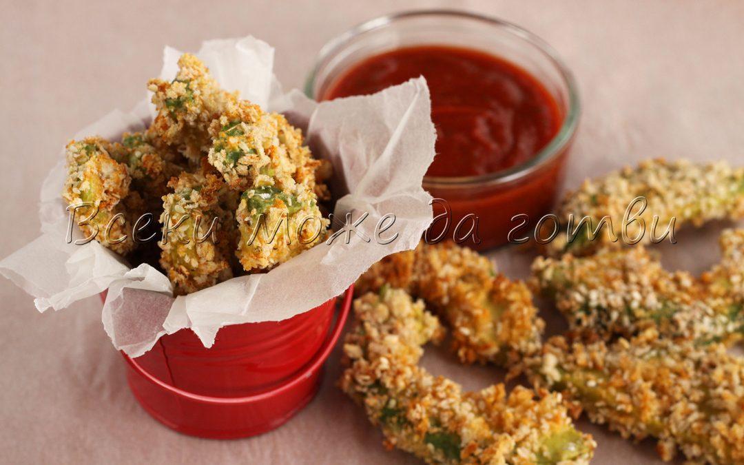 Авокадо на фурна с домашен сос – лесна рецепта с малко продукти