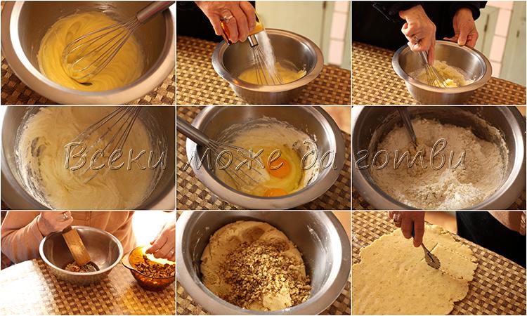 стара рецепта за лесни сладки