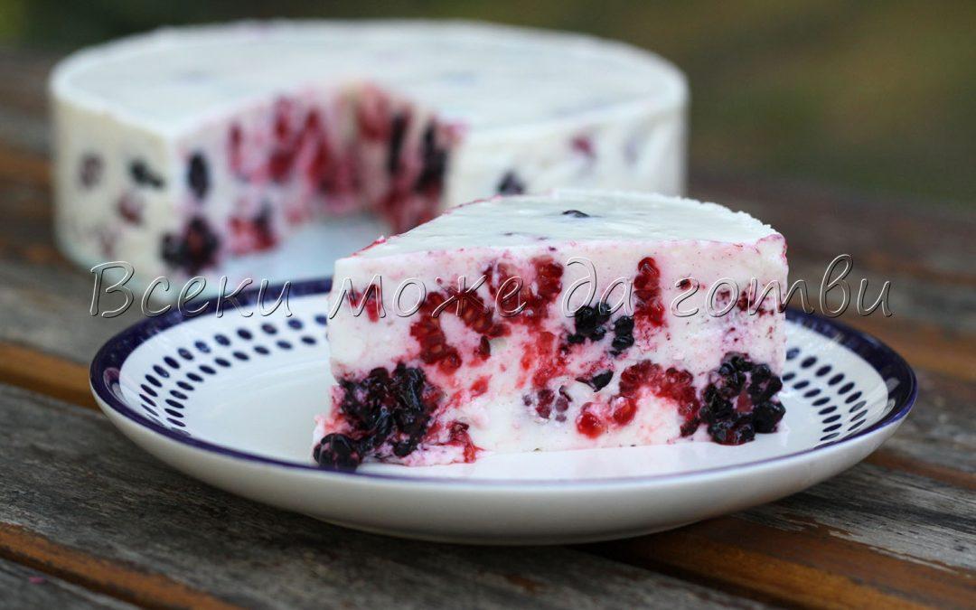 Лятна торта без печене за 15 минути – вижте рецептата!