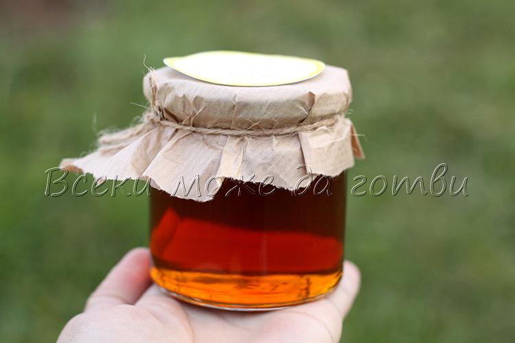 мед от глухарчета рецепта