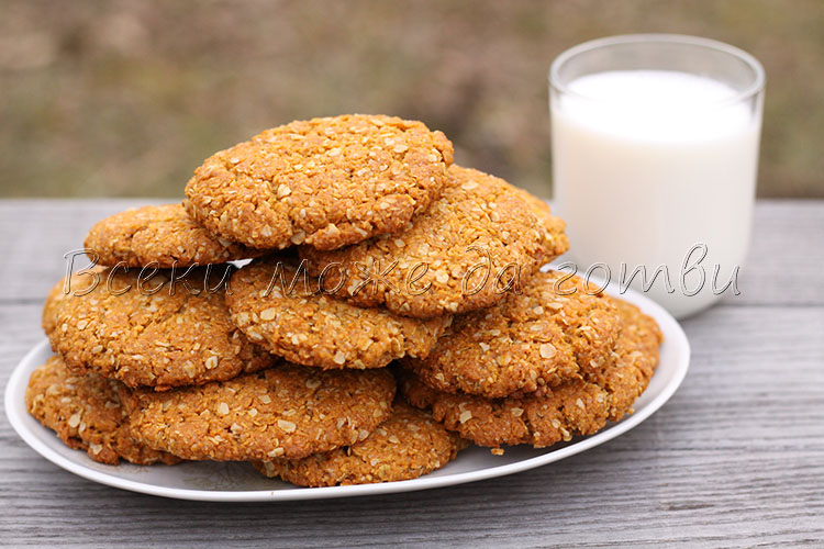 лесни бисквити
