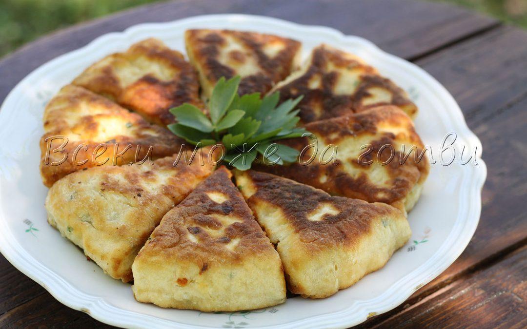 Бърза и лесна закуска с яйца и сирене – готова е за 15 минути