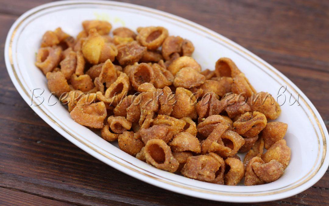 Чипс от макарони за 20 минути – лесна и икономична рецепта