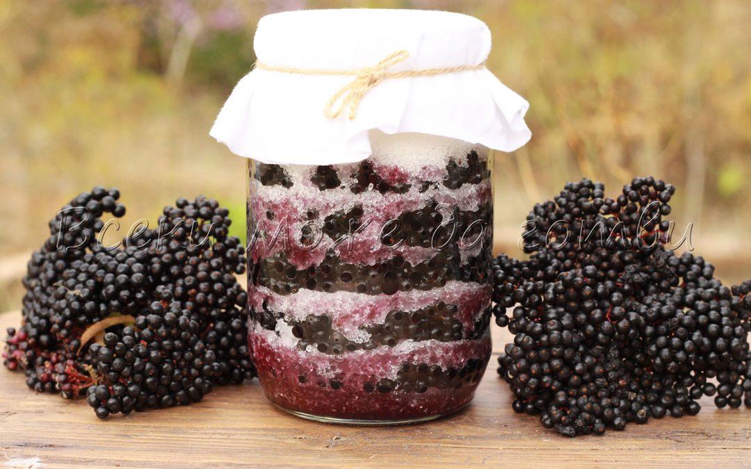 Сироп от бъзак – това е най-популярната и лесна рецепта!