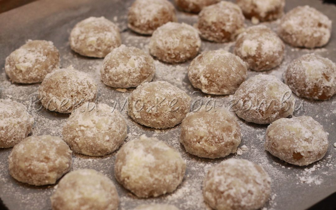 Ето я оригиналната рецепта за постни арменски сладки