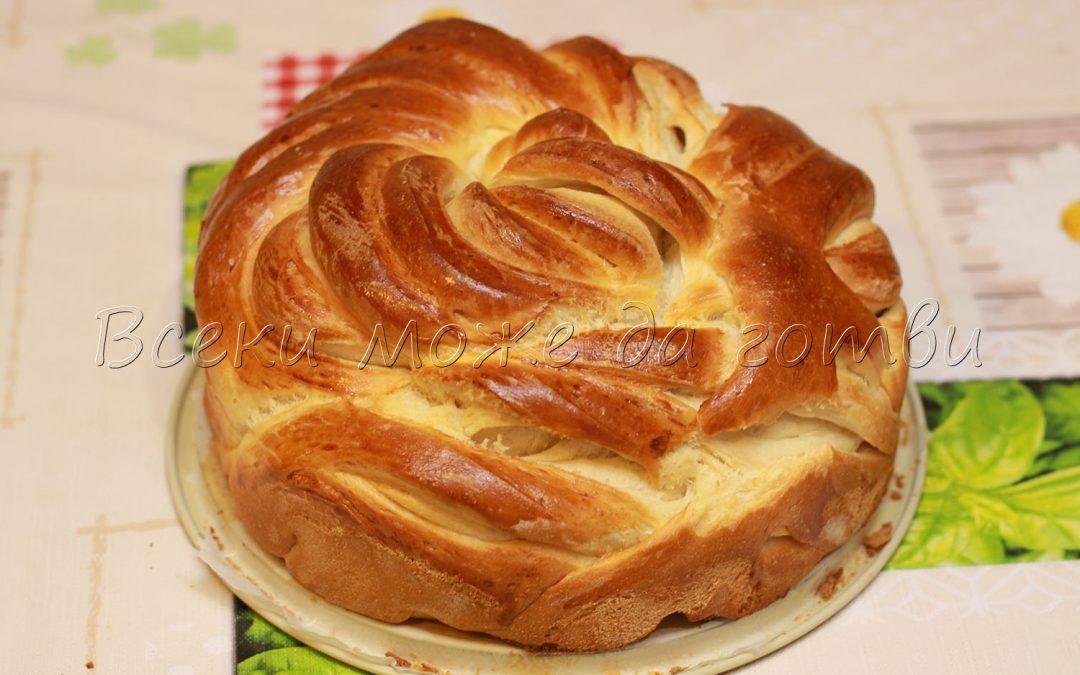 Пухкава питка с прясно мляко – чудесна рецепта за начинаещи