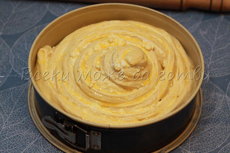 лесна питка със сирене