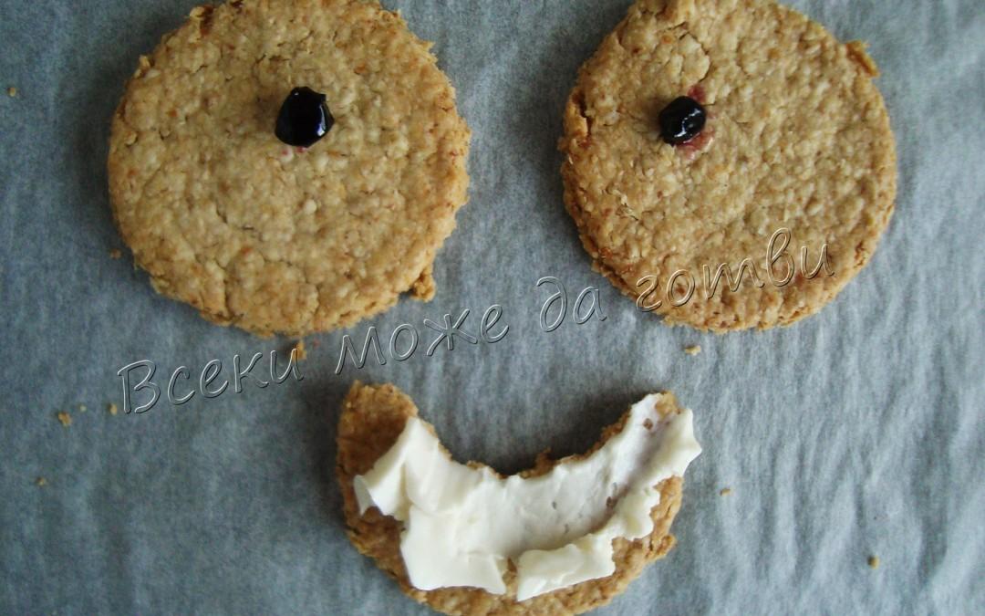 Бисквити за усмивки