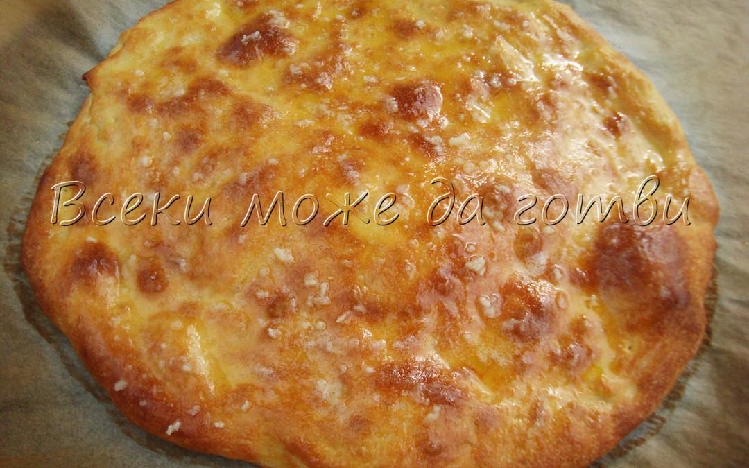 Чудни пърленки от тесто за пица