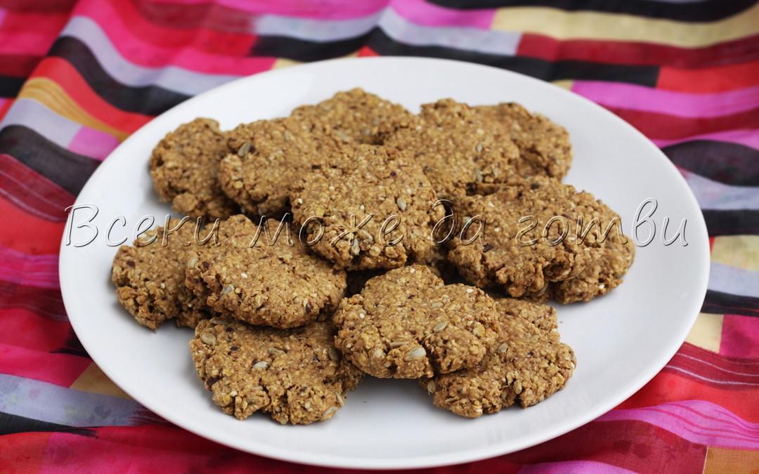 Тези овесени бисквити се приготвят точно за 20 минути!