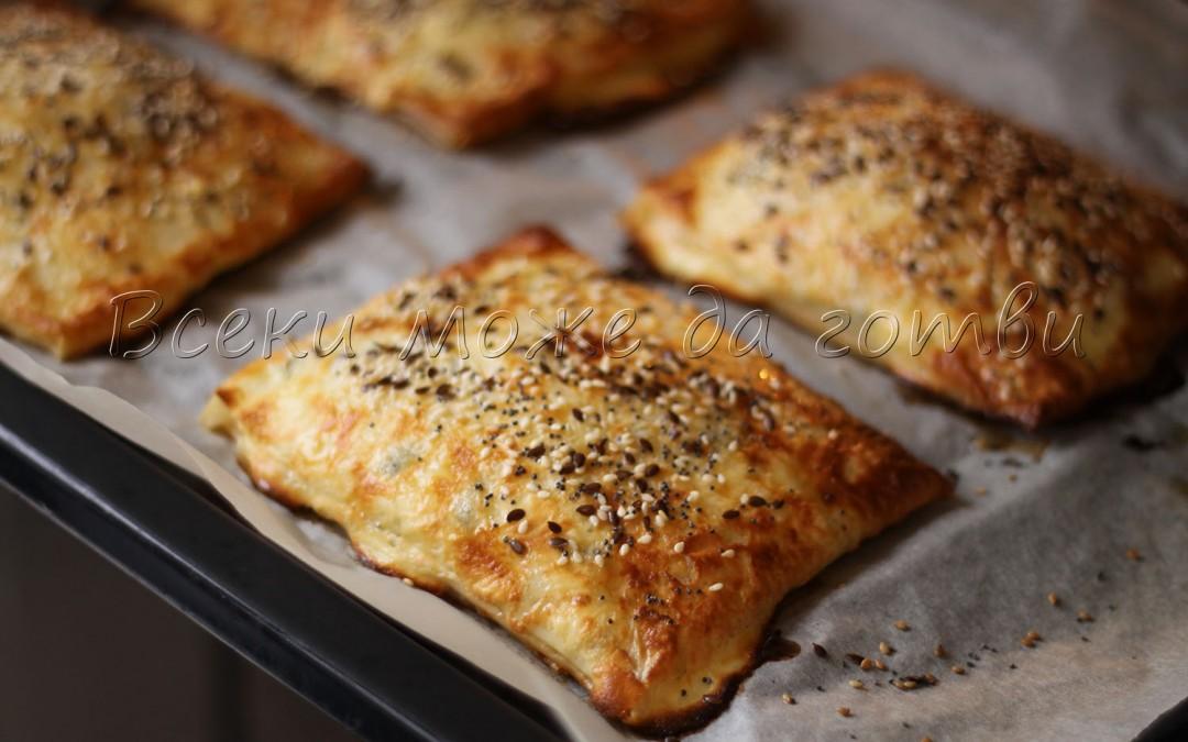 Бабината рецепта за вкусни банички със сирене и магданоз (чудни са)