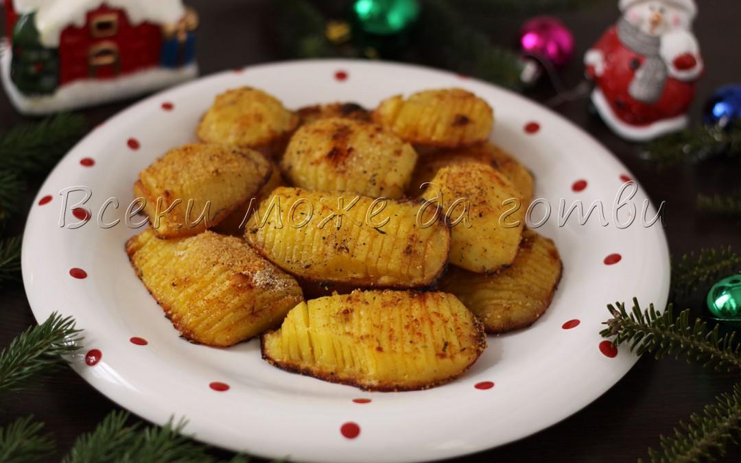 Най-елементарната рецепта за картофи с масло на фурна – ето я!