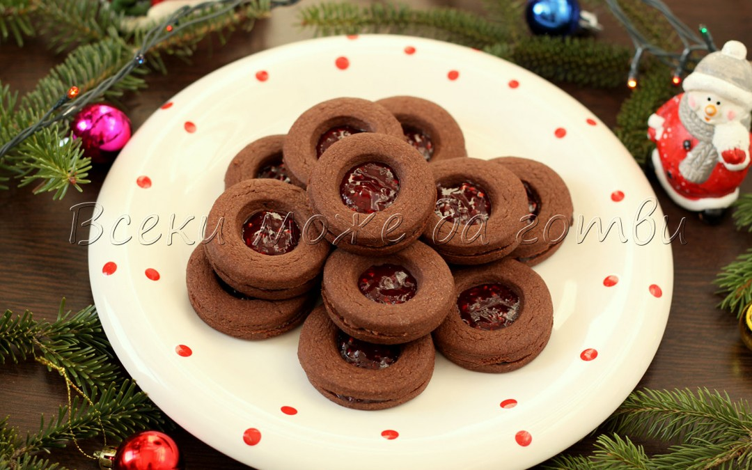 ТОП рецепта за шоколадови линцери – ето как се приготвят!