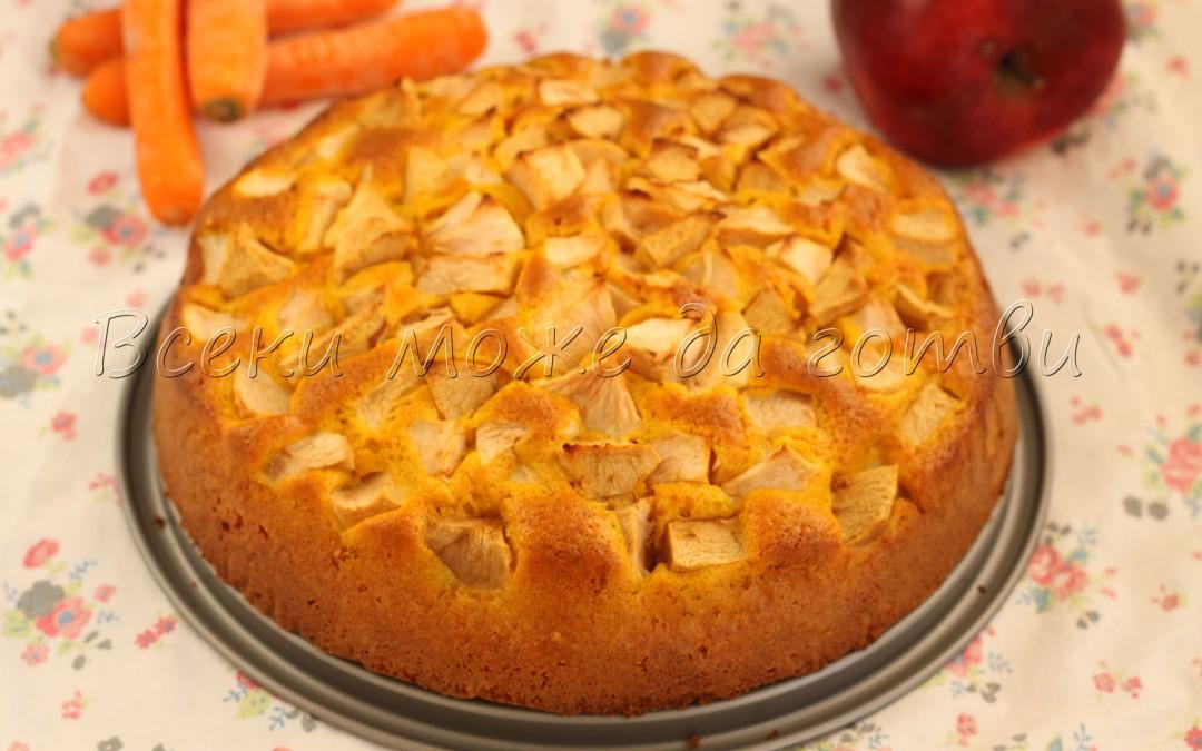 Рецепта №1 за пухкав кекс: Уникална вкусотия с ябълки и моркови