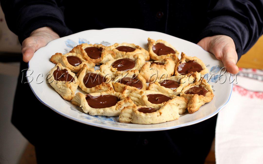 Спомен от детството: Шоколадови лодки по рецепта на баба Недка