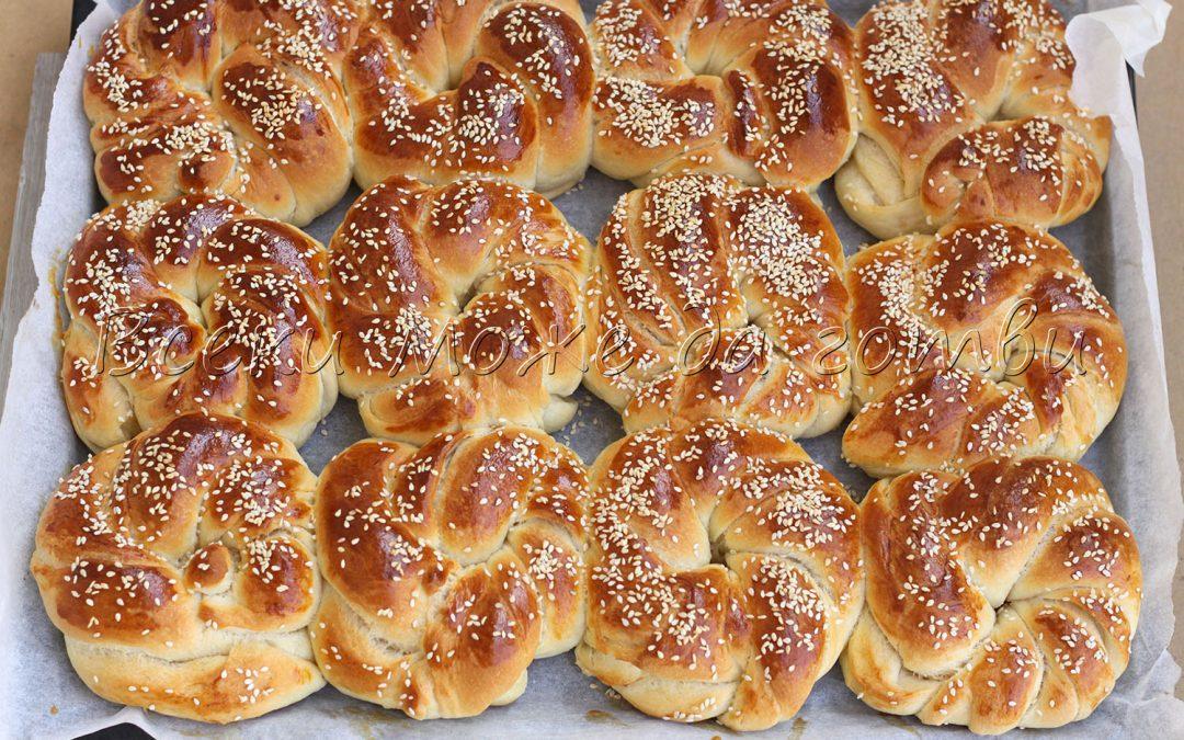 Ачма – пухкави и ароматни като от турска пекарна