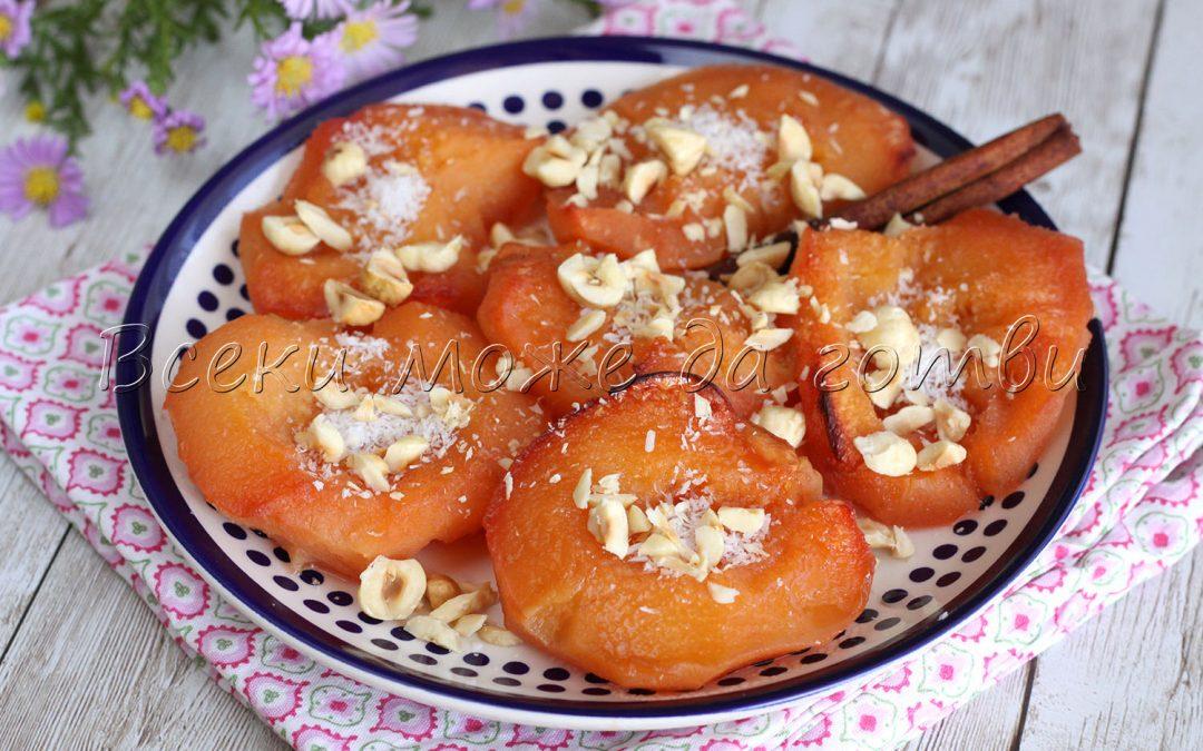 Печени дюли с канела – лесен, бърз и вкусен десерт
