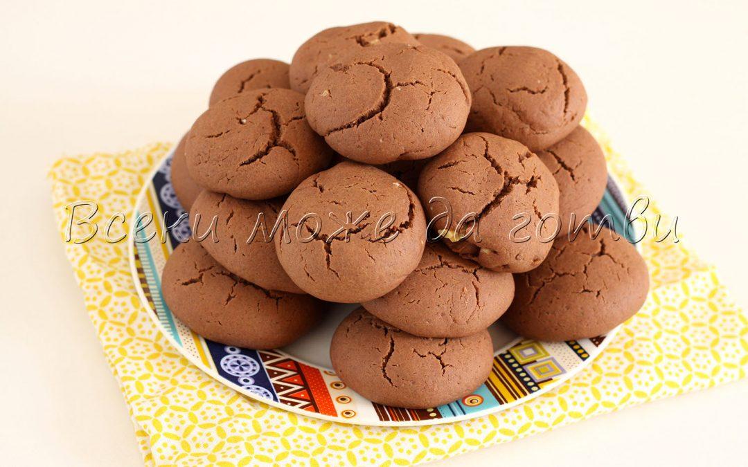 Какаови курабии без масло (икономична рецепта)