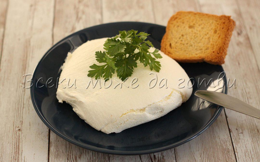 """Домашно крема сирене """"Филаделфия"""" – ето я точната рецепта"""