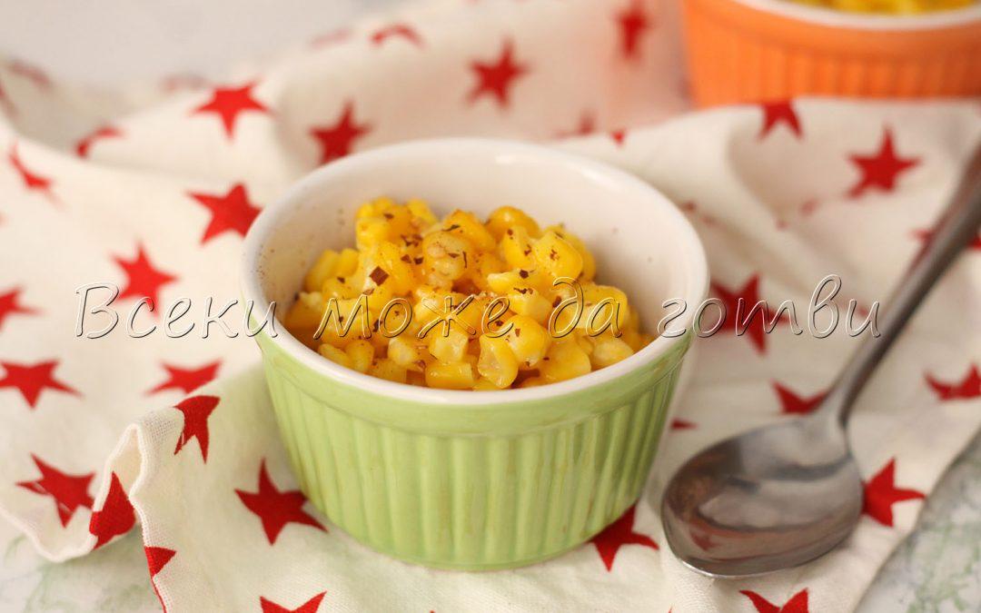 Бърза и лесна рецепта със замразена царевица – вижте как се прави!