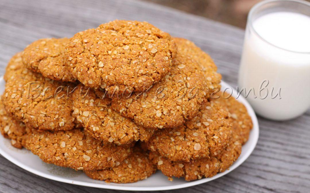 Хрупкави бисквити с кокос за 20 минути – как се приготвят?
