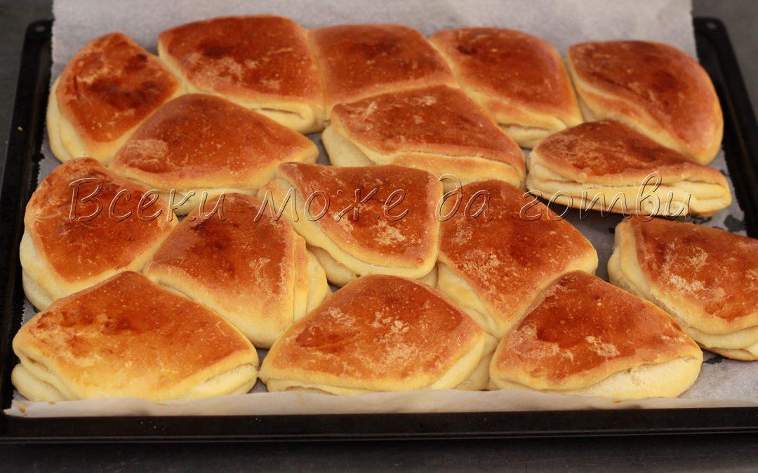 Домашни джоб-сандвичи – пухкави и много вкусни